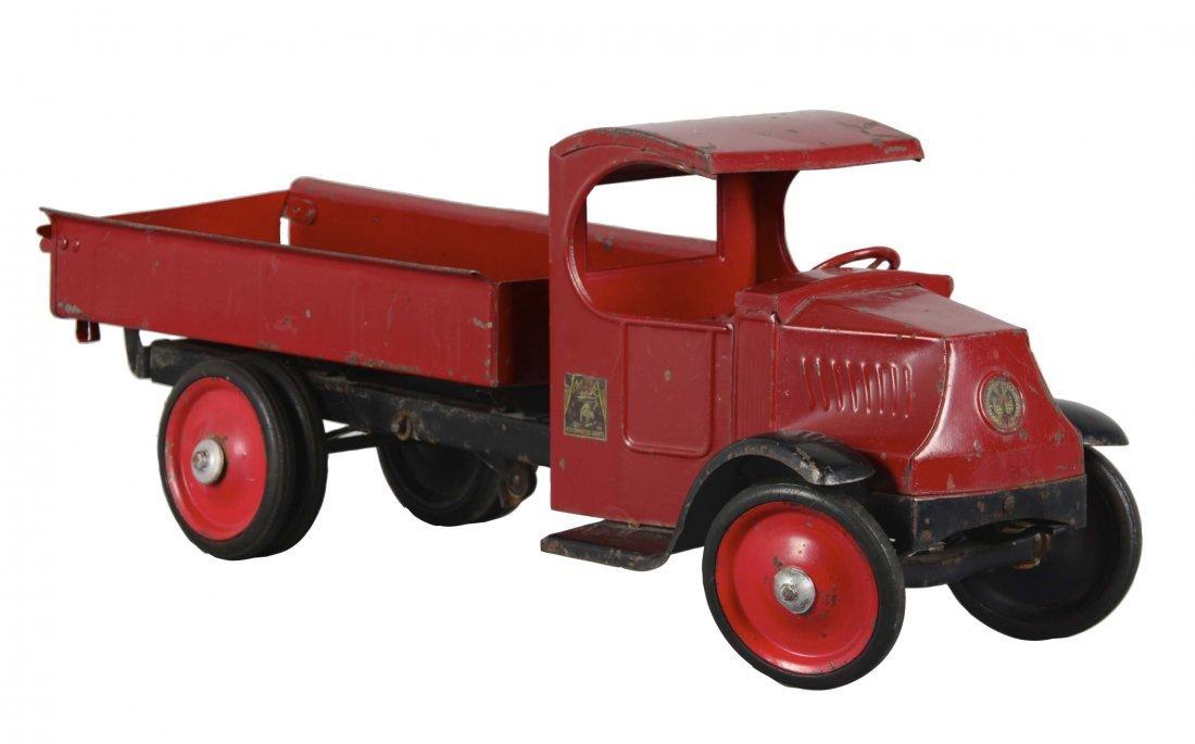 Little Jim Playthings Mack Dump Truck