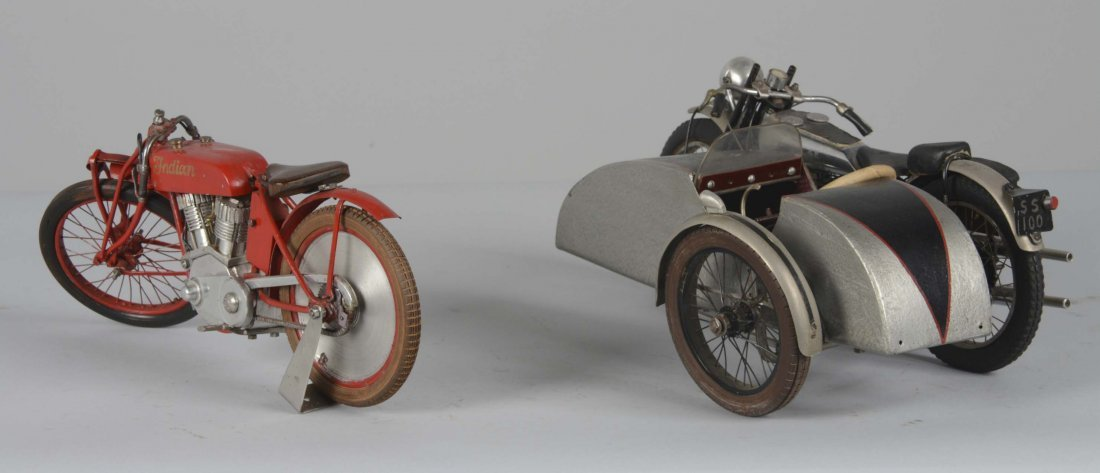 Lot Of 2: One of a Kind Motorcycles - 2