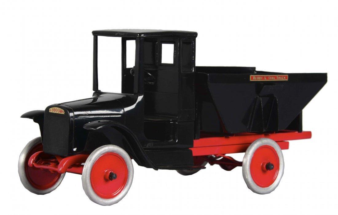 Buddy L Pressed Steel Coal Truck