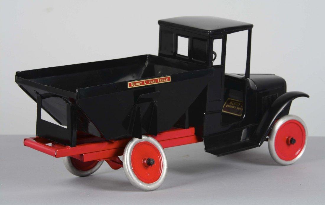 Buddy L Pressed Steel Coal Truck - 2