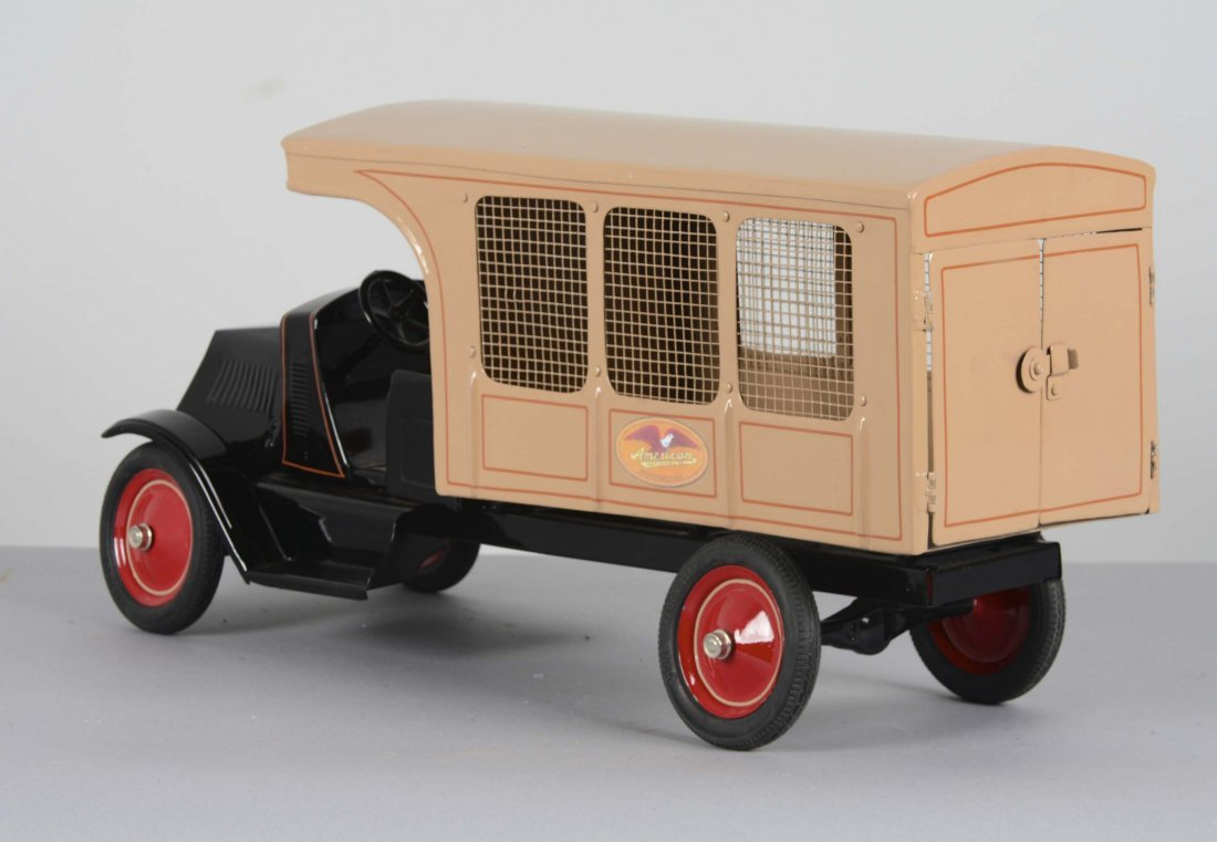 Pressed Steel American National Delivery Truck - 2