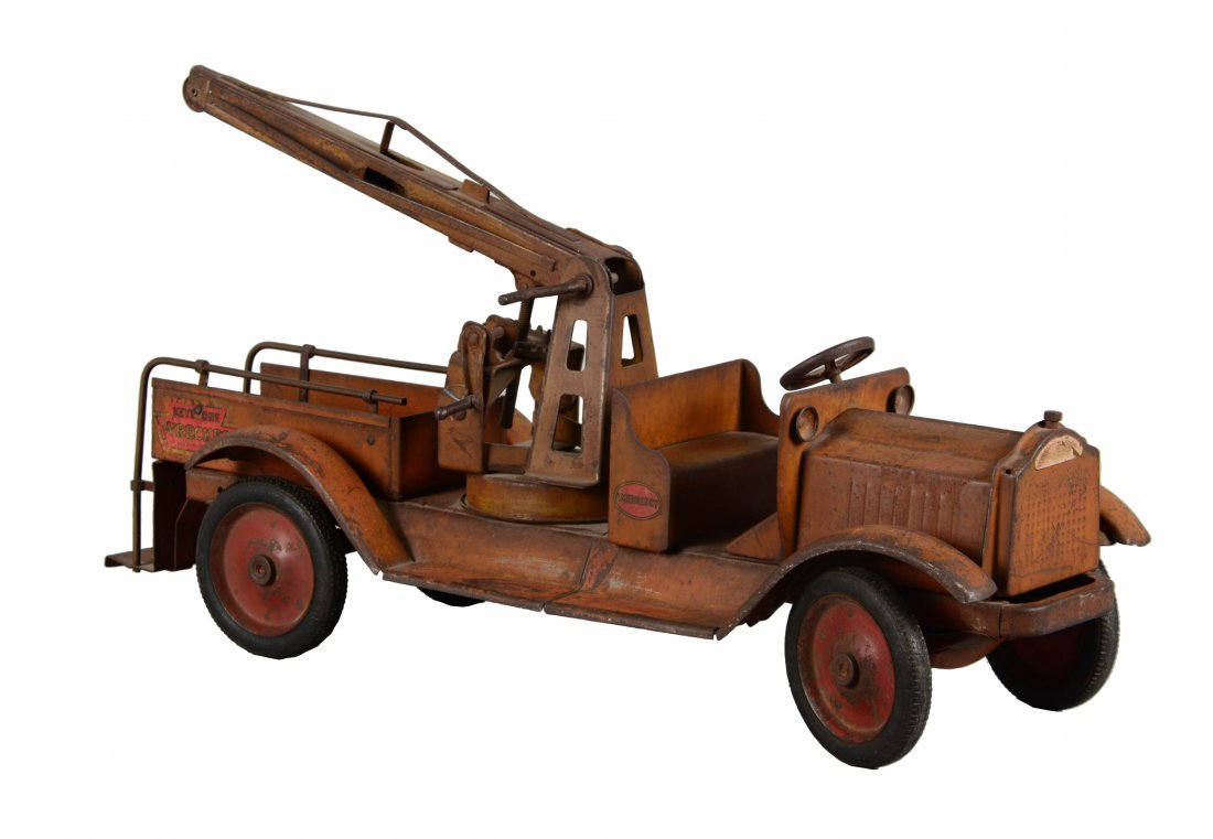 Keystone Pressed Steel Packard Tow Truck