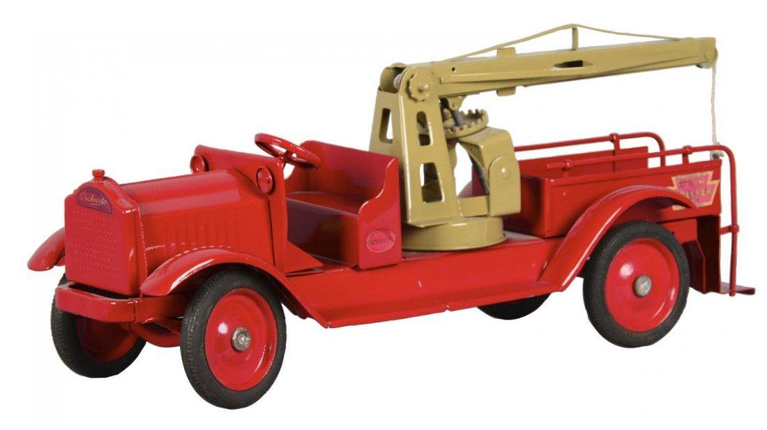 Keystone Packard Pressed Steel Wrecker Truck
