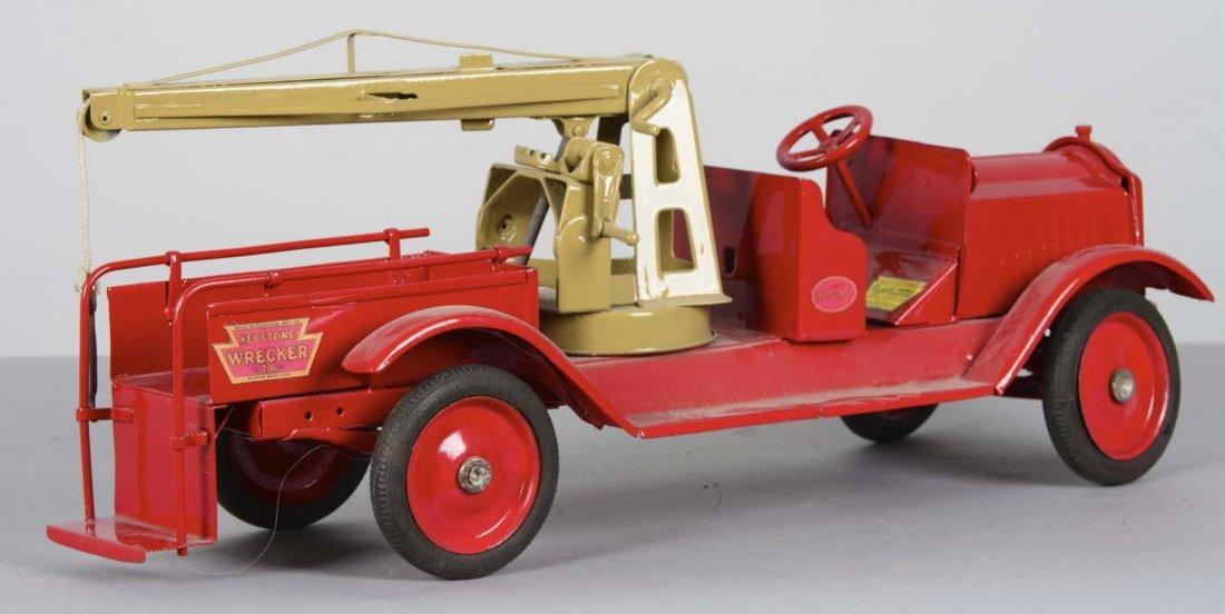 Keystone Packard Pressed Steel Wrecker Truck - 2