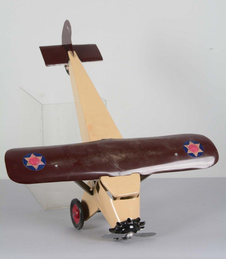 Pressed Steel Turner Toys Airplane - 2