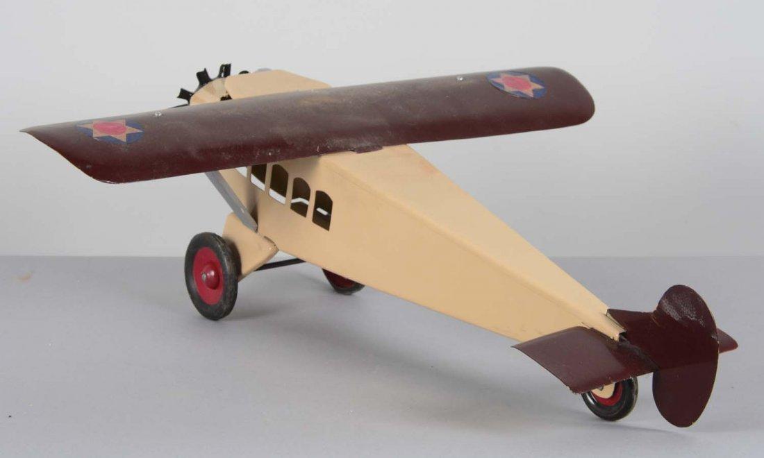 Pressed Steel Turner Toys Airplane - 3