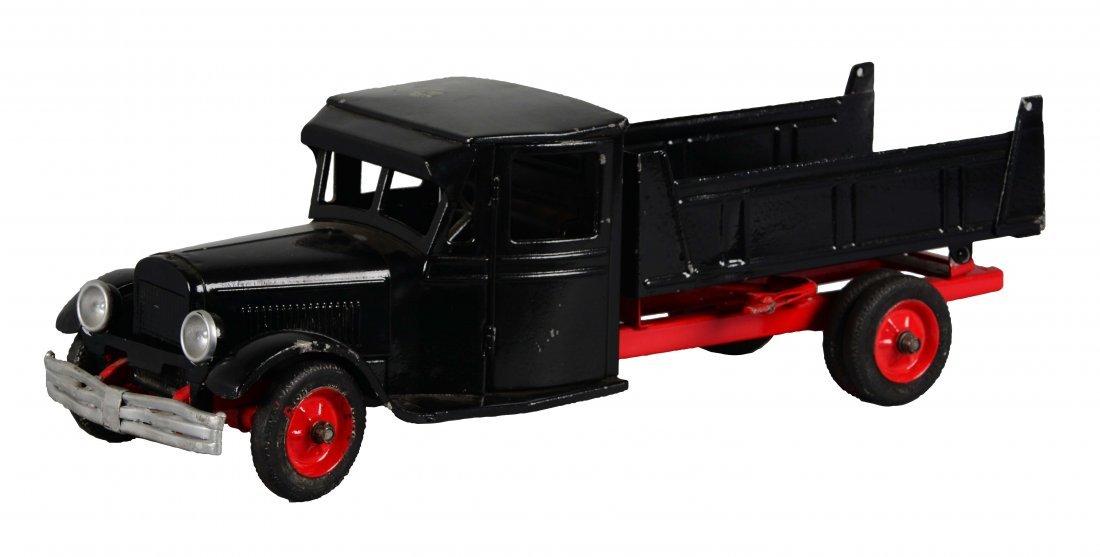 Pressed Steel Buddy L Toy Dump Truck