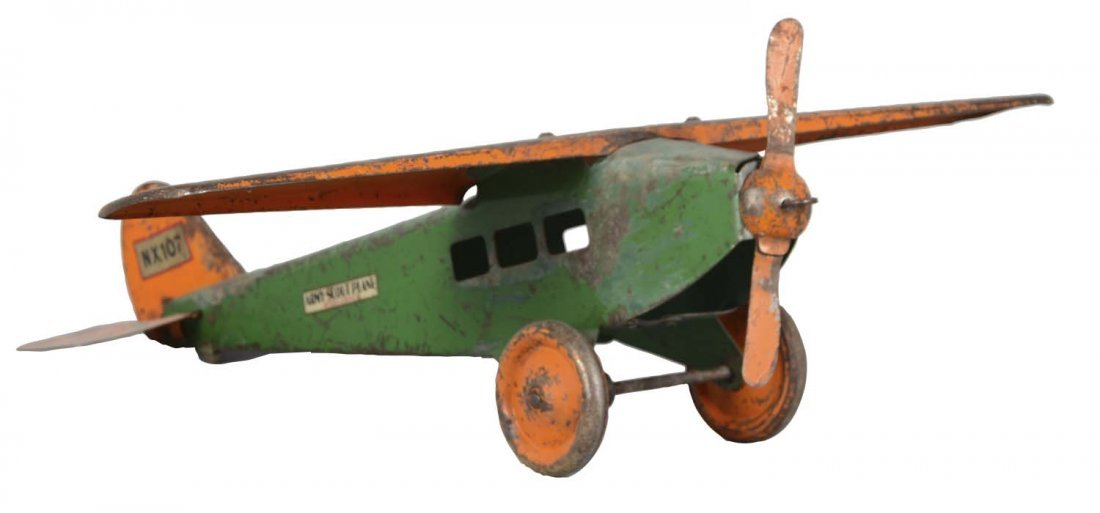 Steel Craft Pressed Steel Army Scout Plane