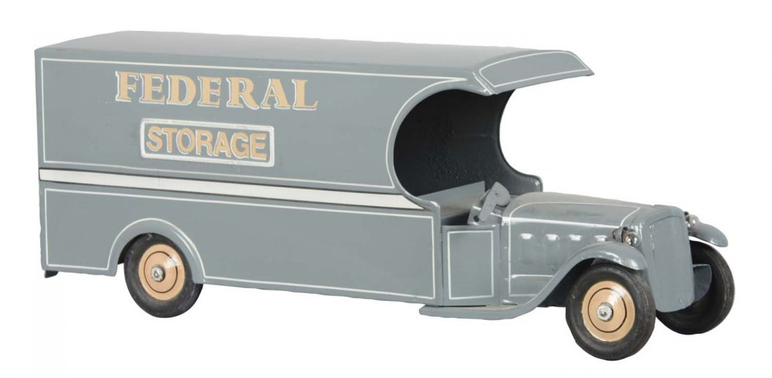 Pressed Steel Storage Truck