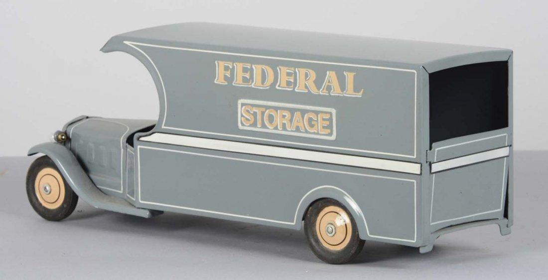 Pressed Steel Storage Truck - 2