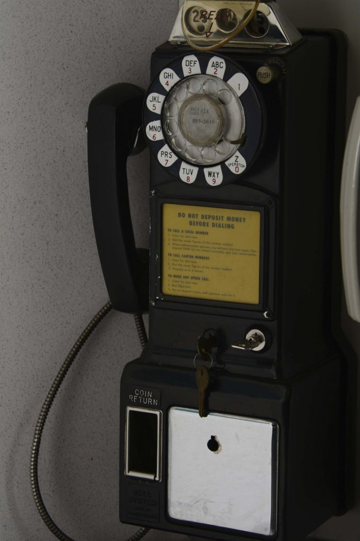Bell System Public Telephone Booth - 2