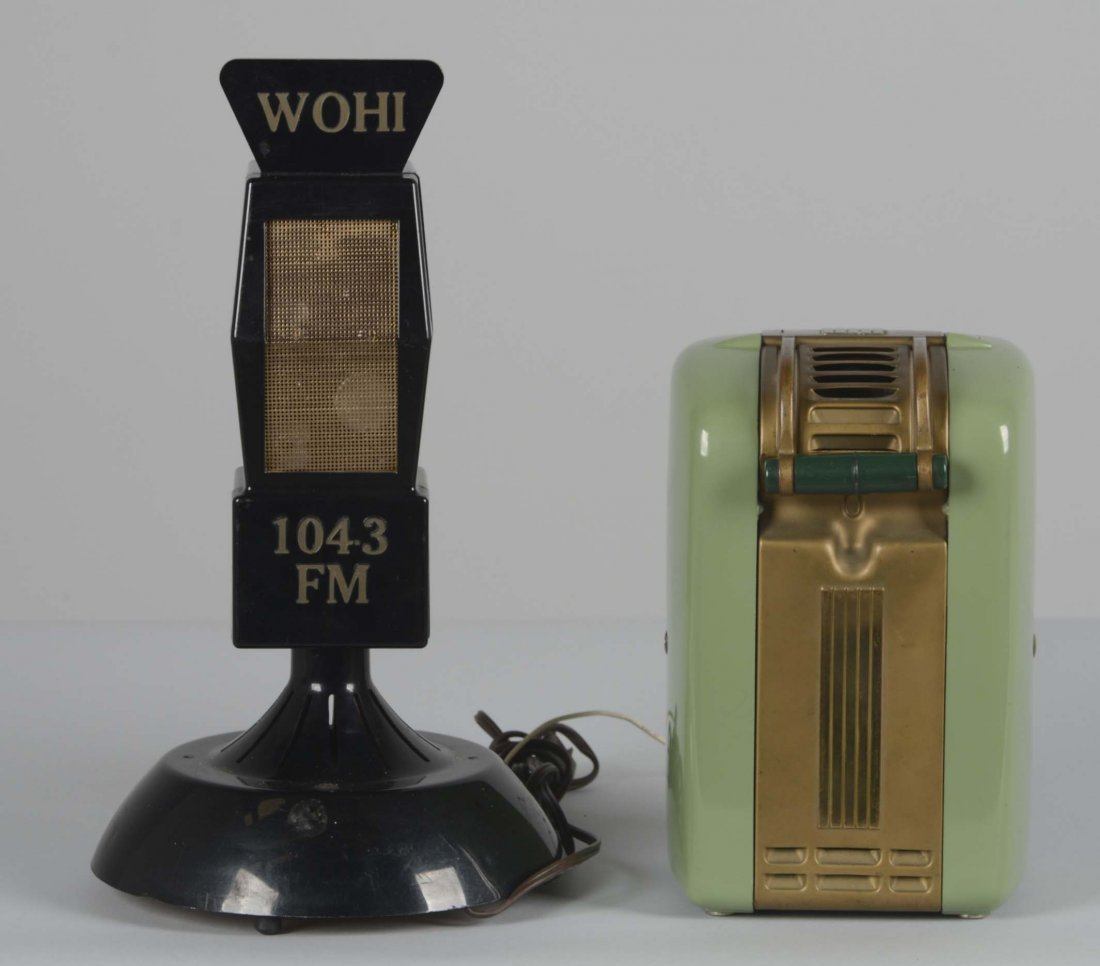 Lot Of 2: Vintage Radios - 2