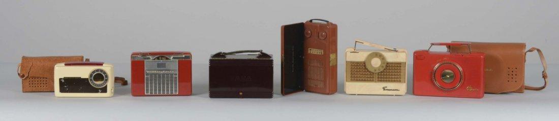 Lot Of 6: Vintage Radios