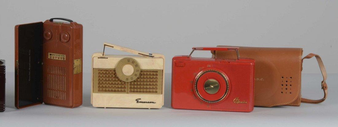 Lot Of 6: Vintage Radios - 2