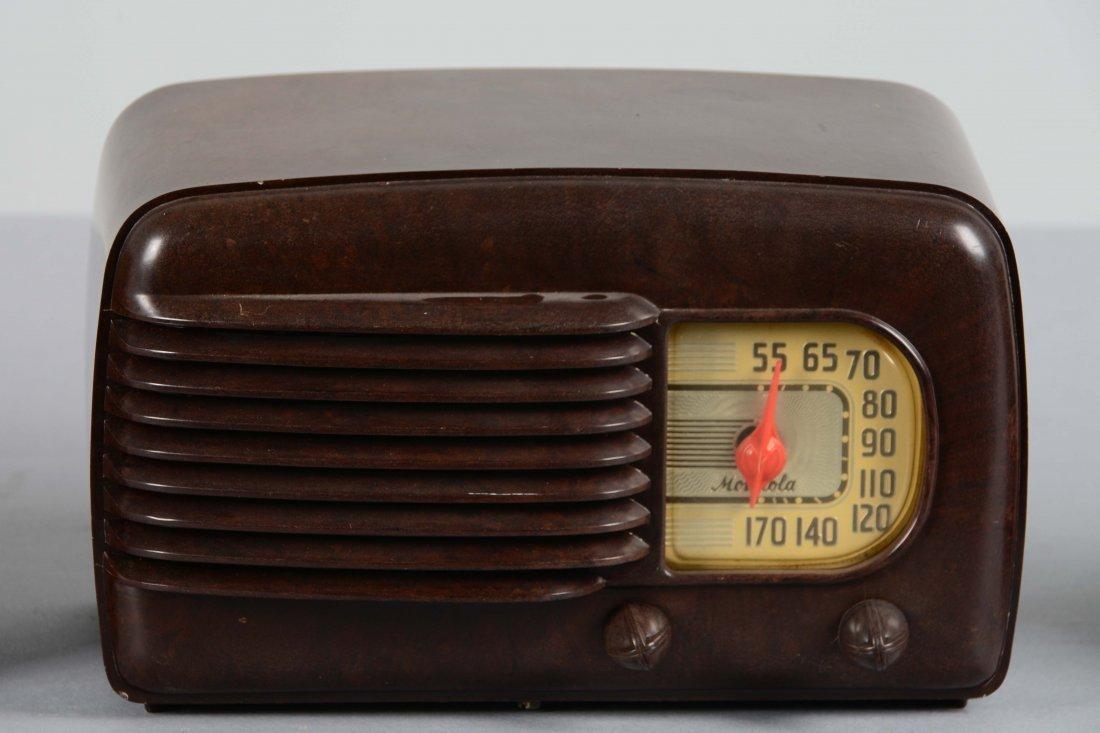 Lot Of 3: Vintage Radios - 2