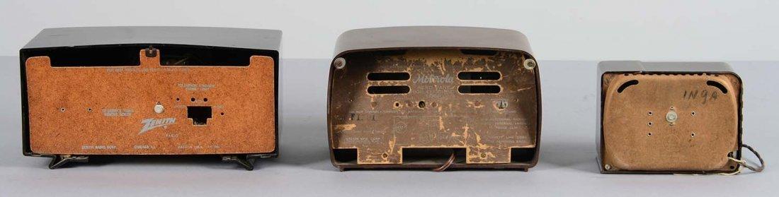 Lot Of 3: Vintage Radios - 5