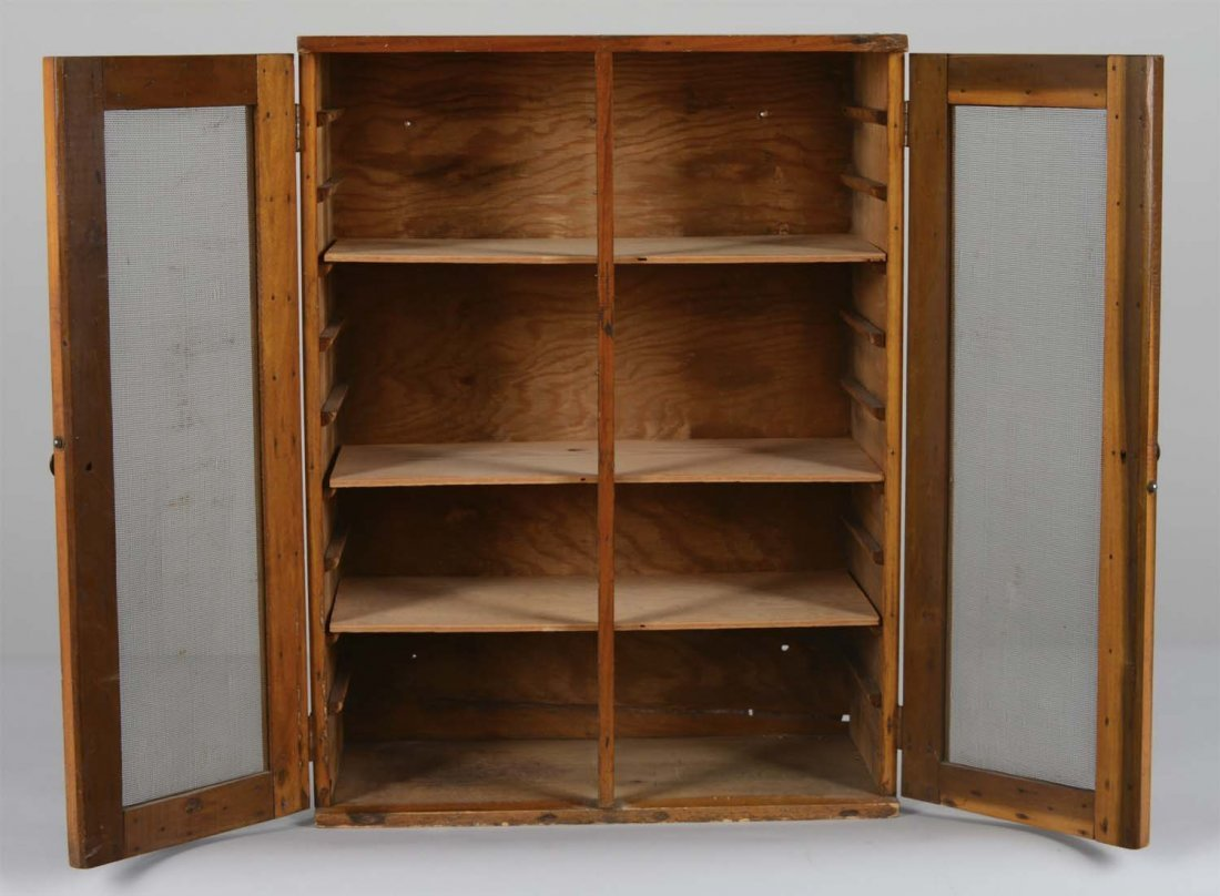 Antique Display Cabinet - 2