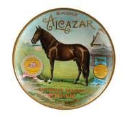 Alcazar Cigar Advertising Charger