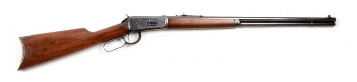 (C) Winchester Model 94 Lever Action Rifle.