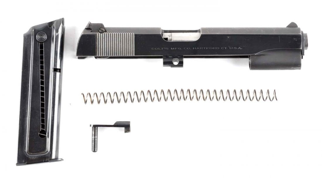 Colt Model 1911-A1 .22 Caliber Conversion Kit.