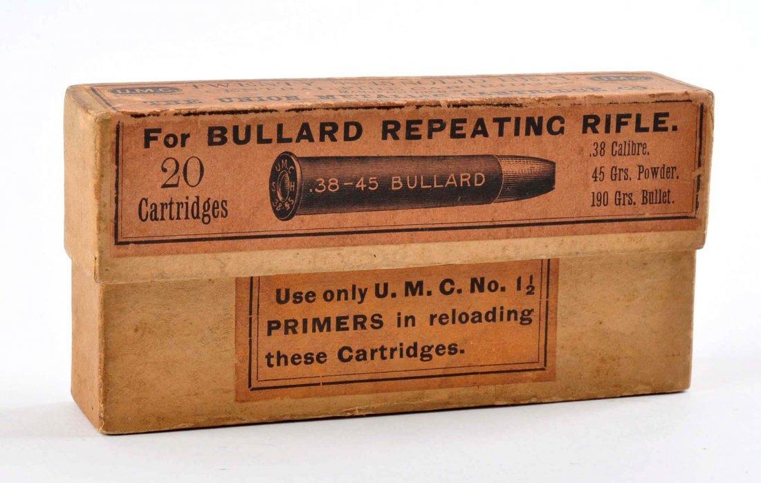 .38-45 BULLARD Ammo/Box.