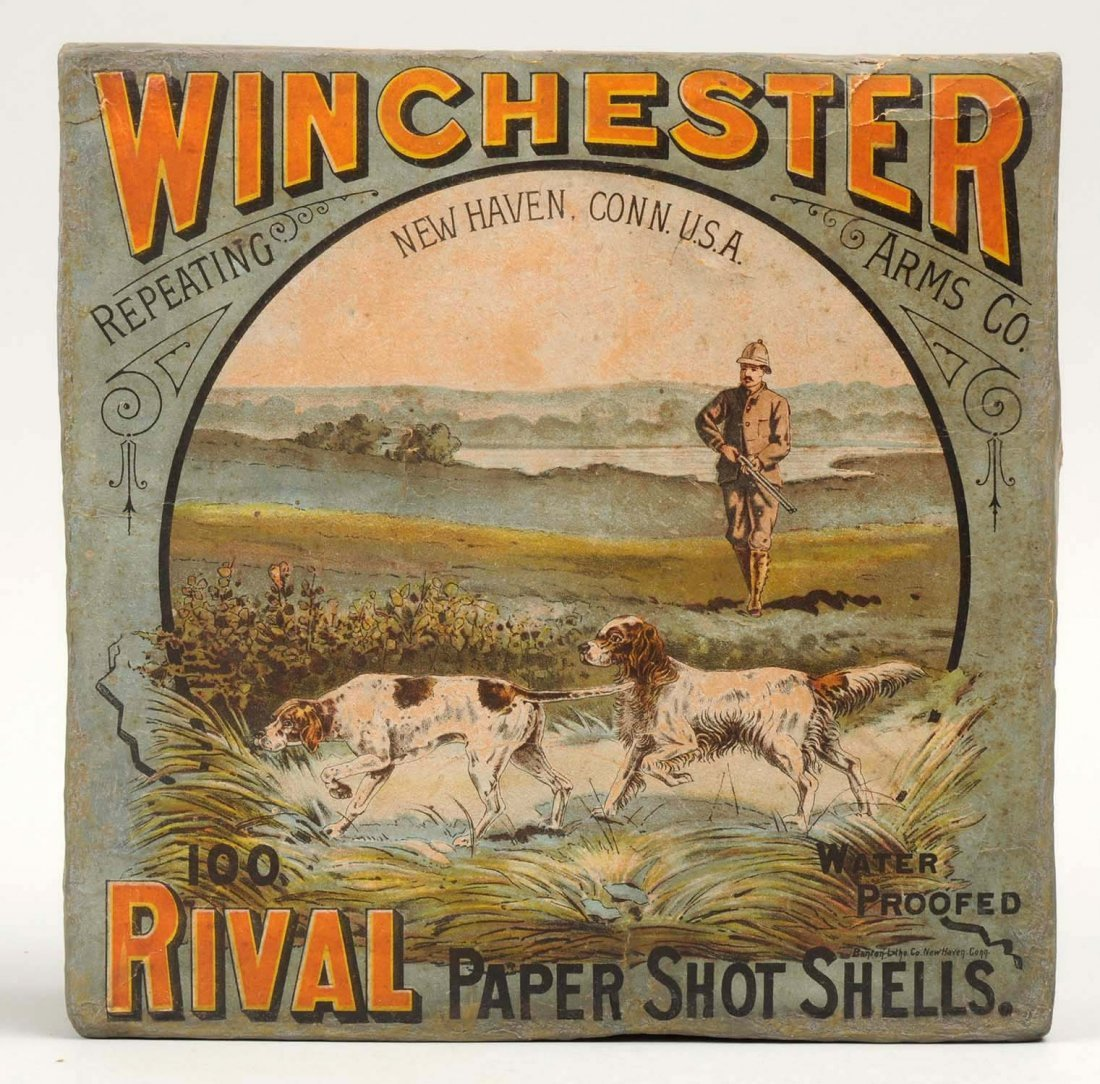 Winchester Rival 10 Gauge Christmas Box.
