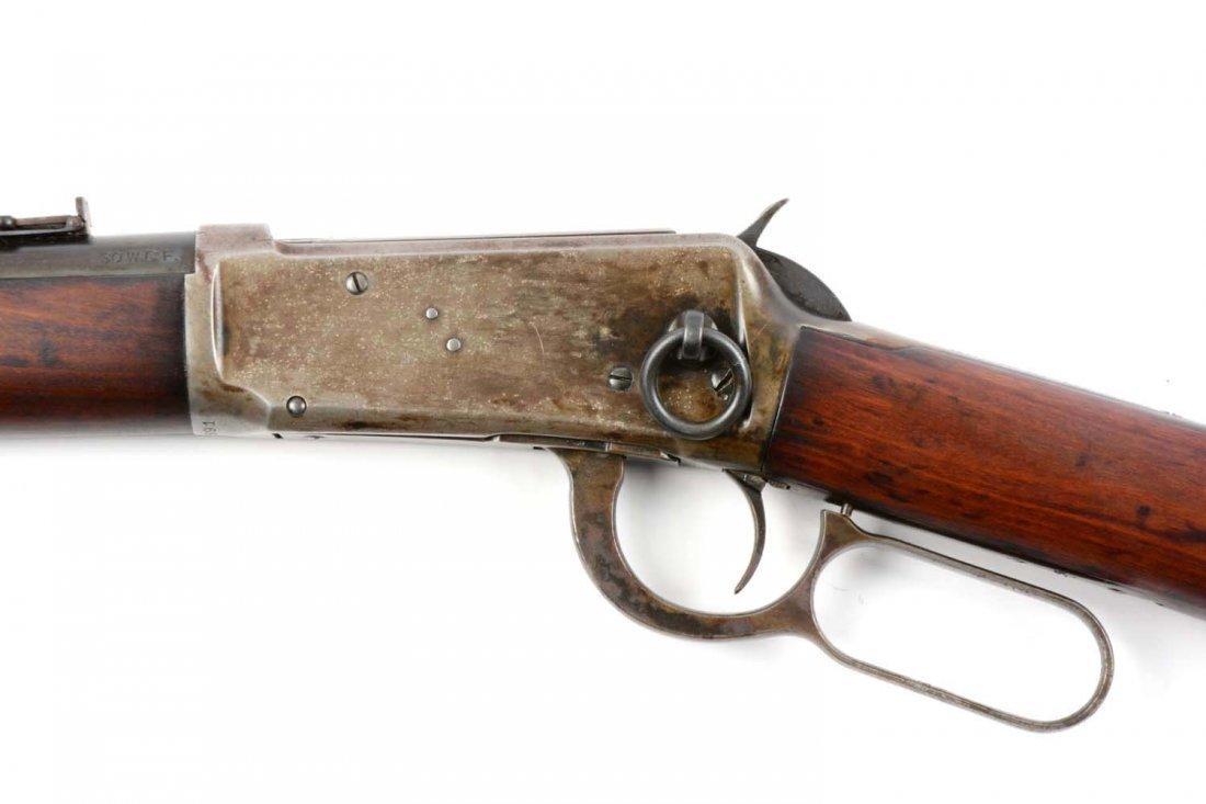 (C) Winchester Model 1894 Saddle Ring Carbine. - 4