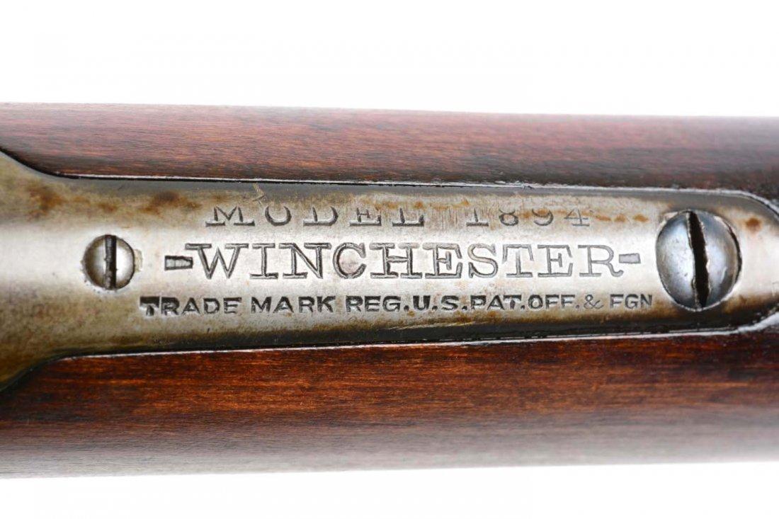 (C) Winchester Model 1894 Saddle Ring Carbine. - 5