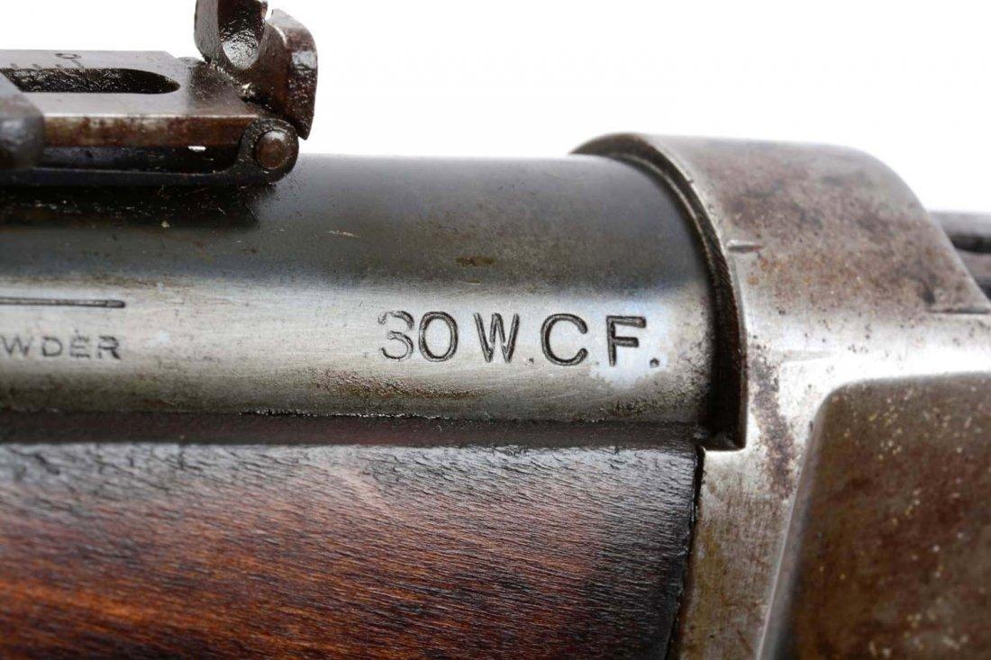 (C) Winchester Model 1894 Saddle Ring Carbine. - 7