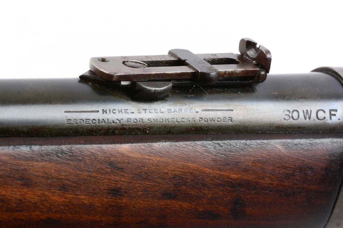 (C) Winchester Model 1894 Saddle Ring Carbine. - 8