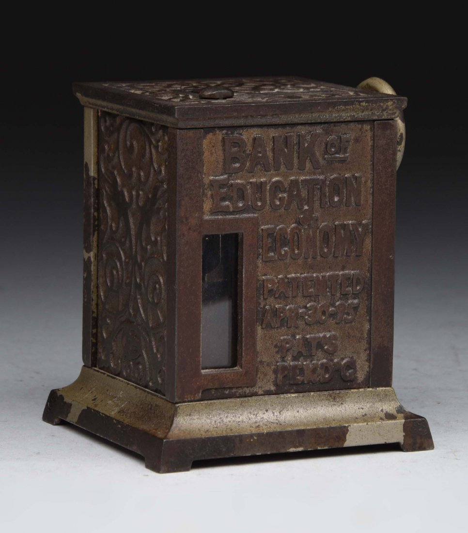 Bank of Education Mechanical Bank.