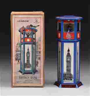 Lehmann Savings Bank Tower.