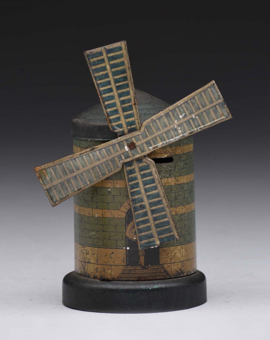 Tin Windmill Bank.