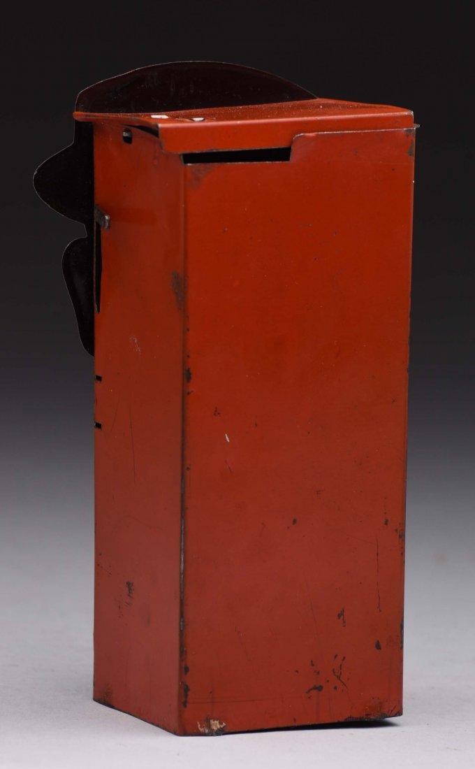 "Tin ""Harold Lloyd"" Mechanical Bank. - 2"