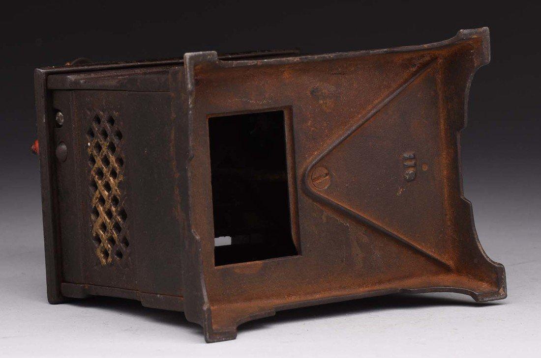 Kyser & Rex C.I. Organ Mechanical Bank. - 3