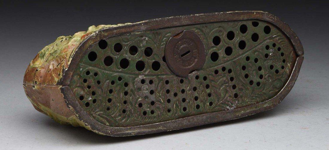 World's Fair Cast Iron Mechanical Bank. - 3