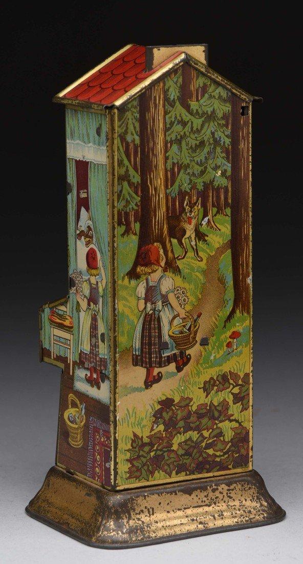 Tin Stollwerck Little Red Riding Hood Vending Book - 2