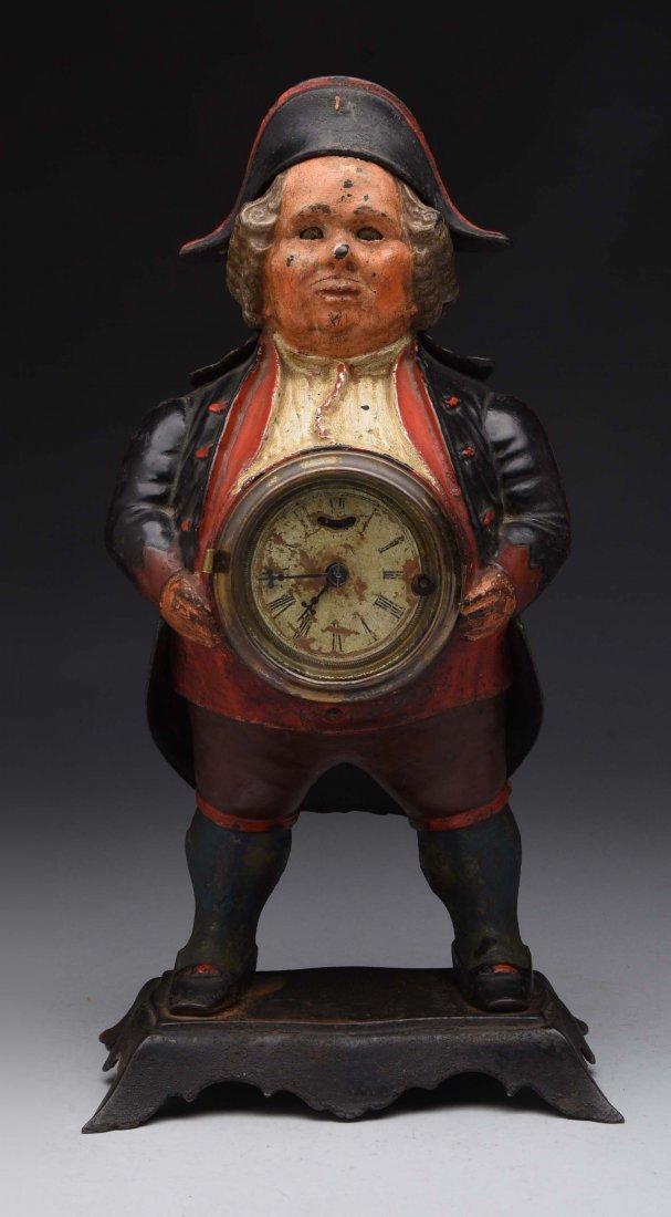 Ben Franklin Blinking Eye Clock.