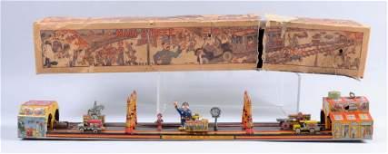 Marx Tin Litho WindUp MainStreet Toy