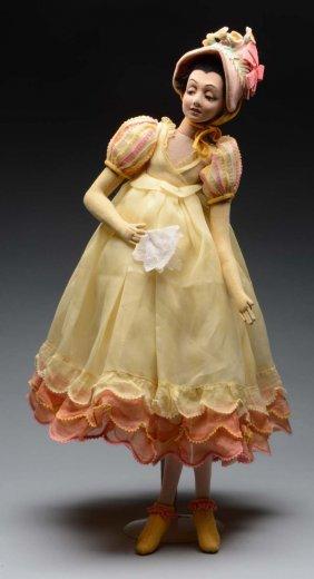 Lenci Boudoir Lady Doll.