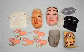 Lot Of Assorted Vintage Halloween Items