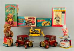 Lot Of 5: Battery Operated Toys.