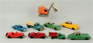 Lot Of Assorted Hubley Diecast Vehicles