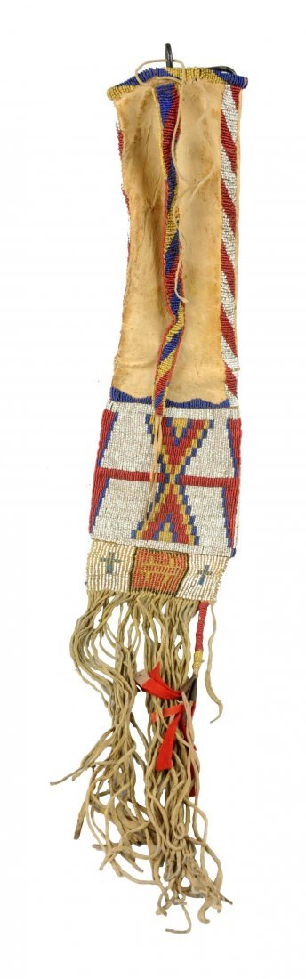 Early Cheyenne Tobacco Bag.