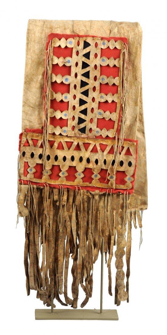 Apache Saddle Bags.