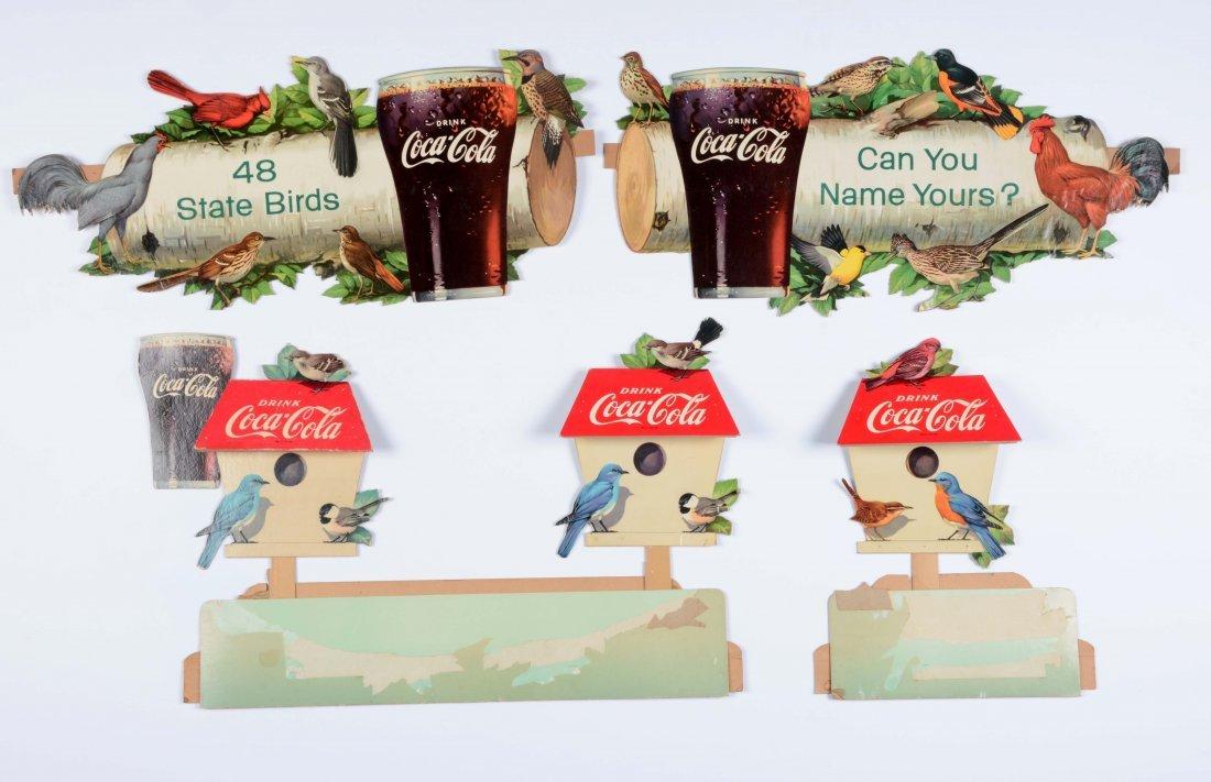 Coca-Cola 48 State Birds Festoon