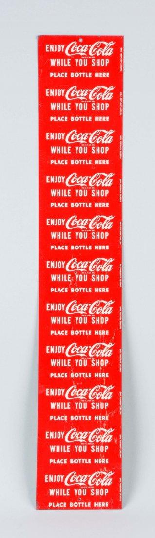 Coca-Cola Tin Sign Sheet.