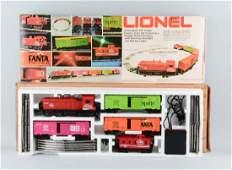 CocaCola Lionel Electric Train Set