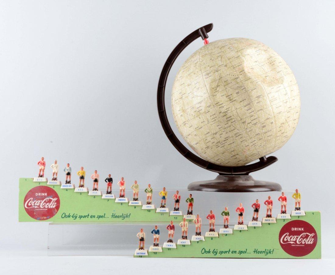 Lot of 3: Coca-Cola Items.