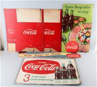 Lot Of 5 CocaCola Items